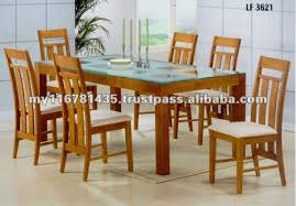 Full Size of Home Design:glass Top Wood Dining Table Charming Glass Top  Wood Dining ...