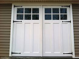 carriage garage doorClingerman Doors  Custom Wood Garage Doors  Clearville PA