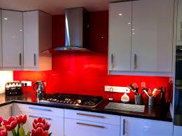Kitchen Backsplash Red Red Brick Tiles Kitchen Finogaus