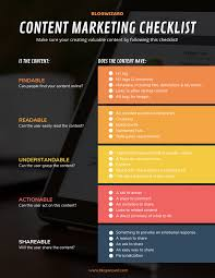 Photo Marketing Checklist Template