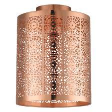 Shades Of Light Promo Code Eglo Lighting 203354 Bocal Stunning Round Brushed Copper