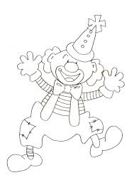Jeux Coloriage De Clown Meilleur Galerie Coloriage Clown Gentil