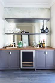 Kitchen Cabinet Design With Mini Bar 8 Creative Minibar Ideas For Your Home Architectural Digest