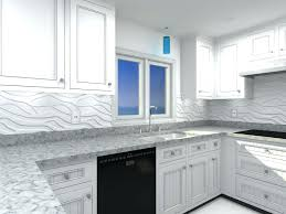 glass tile backsplash ideas white kitchen cabinets glass tile ideas with smith design image of slate