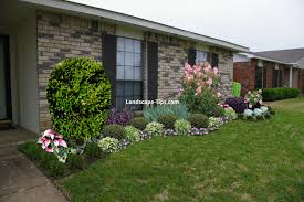 Front Yard Landscaping Ideas For Ranch Style Landscaping Ideas