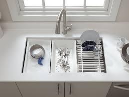 sinks farmhouse sink accessories inued kohler sink racks with drainboard sink accessoris neptune stainless steel
