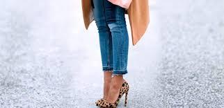 С чем носить <b>укороченные джинсы</b> - фото, 2020 | Шкатулка ...