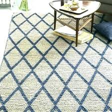 pottery barn chevron jute rug wool and diamond knotted diamonds regal review pot
