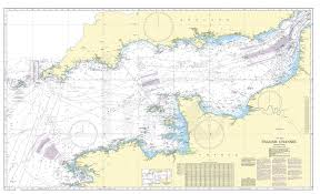 Admiralty Chart 2675 Nautical Chart Admiralty Chart 2675 English Channel