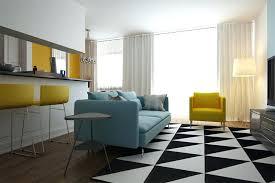 black and white area rug striped ikea 5x7