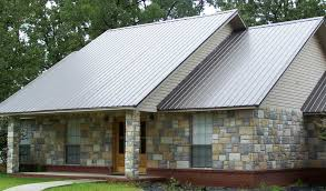 companies specializing in metal roofing installation and