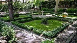 Image result for jardin encerrado de convento
