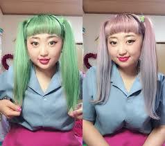 カラコン髪色を変える自撮りカメラアプリまとめ気になる色も加工