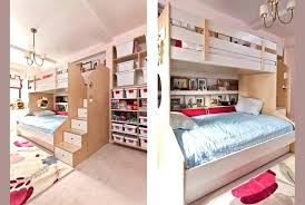 Full Size Beds For Boys Extraordinary 34 Kids Bed With Storage Girls