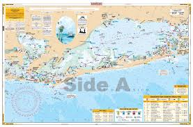 Sarasota Bay Nautical Chart Sarasota Bay Inshore Fishing Nautical Chart