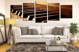 image of large wall art for living room indoor