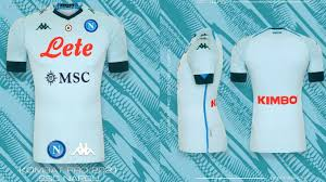SSC Napoli 2020/21 Kappa Home, Away and Third Kits - FOOTBALL FASHION