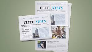 Free Newspaper Mockup Psd Masa Design