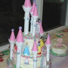 Make Disney Princess Castle Cake Birthdaycakeforkidscf
