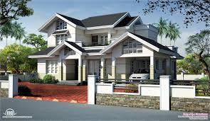 Sloping Roof Design Ideas Sloped Roof House Elevation Design Home Building Plans