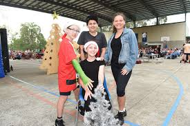 FCAC carols - (Front) Polly Robertson. (Back) (L) Kye Cotter, ... | Buy  Photos Online | Stanthorpe Border Post