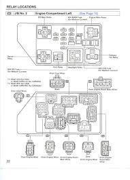 fuse box diagram toyota prado fuse wiring diagrams online