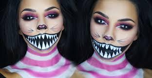 cat face drawing for cheshire cat makeup tutorial tinakpromua you