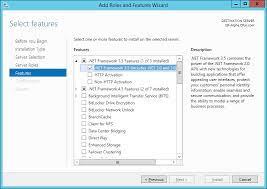 install microsoft net framework 3 5 1