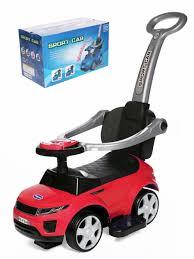 <b>Babycare</b>, <b>Каталка детская</b> Sport car (резиновые колеса ...