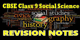 The French Revolution Class 9 Notes Social Science