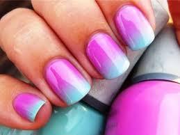Poradna Pro Holky Fotoalbum Nehty Nail Art Ombre Nail Art Trend