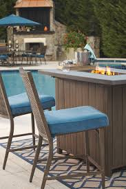 ashley furniture p556 partanna accents for patio lanai seating perfect outdoor furniture for any