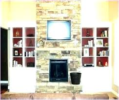 fireplace bookcase built in bookcase fireplace bookshelves stone with beside fireplace bookcase surround