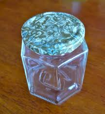 Decorative Glass Jars With Lids Recycle Glass Jars Decorative Lids With Decoupage How to Have 48