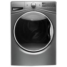 whirlpool duet steam washer. Perfect Duet Whirlpool 52 Cu Ft Front Load Steam Washer WFW92HEFC  Chrome Shadow Intended Duet C