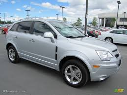 2012 Silver Ice Metallic Chevrolet Captiva Sport LTZ AWD #67012356 ...