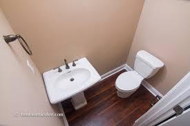 bathroom floor laminate. Powder Room With Feather Step Stone Ridge Acacia Bathroom Floor Laminate