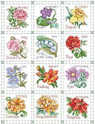 Month Flowers Chart Flowers All Year Round Kooler Design Studio Blog