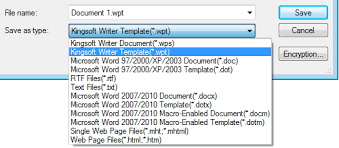 Office 2013 Word Templates How To Save Word File As Template Using Kingsoft Office 2013