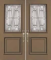 exterior double doors. Dorplex York 22x36 Steel Exterior Double Doors