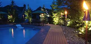 columbus cafe outdoor lighting. In A Commercial Environment, Deck Lighting Provides Warm Glow On Or Patio That Can Create The Atmosphere Business Owner Desires. Columbus Cafe Outdoor