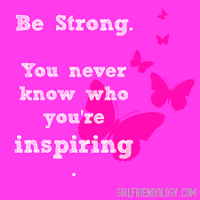 Quotes About Cancer Inspiration Breast Cancer Inspired Quotes Love Hope Friendship