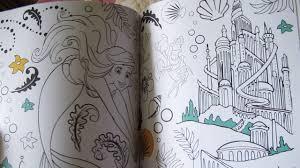 Les Ateliers Incroyables Coloriages Disney Princesses Youtube