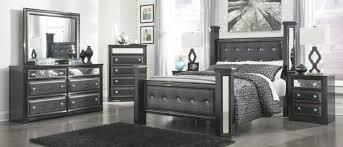 ashley furniture black king bedroom set