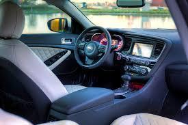 kia optima 2014 white interior. Fine Optima 2015 Kia Optima Gets More Technology Subtle Interior Updates  Carscoops In 2014 White I