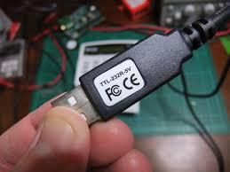 programming a texecom premier elite 12 w using a ftdi cable a 5v ftdi cable