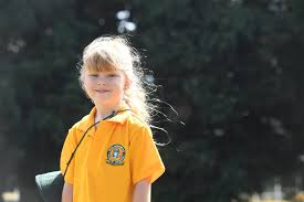Frankie Smith, 5, of Wollongbar, is super excited to start ...   Buy Photos  Online   Northern Star