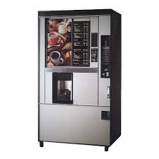 Tea Coffee Vending Machine With Coin Amazing Used National 4848 Coffee Vending Machine