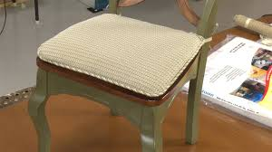 chair cushions with ties. How To Make Your Own Chair Pad Cushions With Ties I