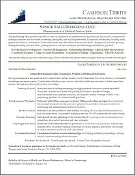 Medical Sales Resume Examples Medical Sales Resume Examples Of
